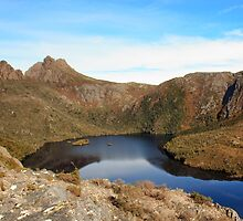 Upwards and onwards_Cradle Mountain by Sharon Kavanagh