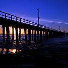 Pt Lonsdale Sunrise II by John  Kowalski