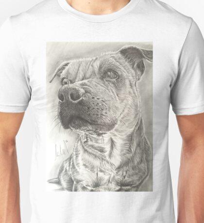 Staffy Unisex T-Shirt