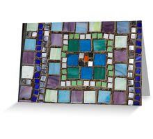 A Night On The Tiles Greeting Card