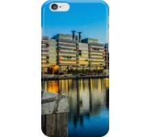 Docklands Evening iPhone Case/Skin