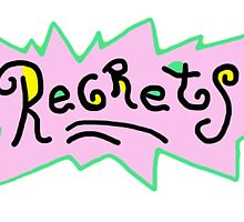 Regrets by thecrazyones