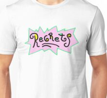 Regrets Unisex T-Shirt