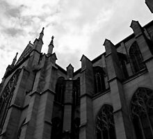 Basilica of the Assumption by andBlanc