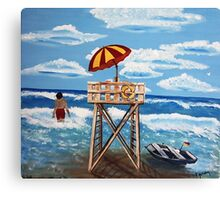 Summer Of '69 Canvas Print