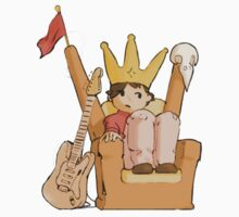 Kid King of Rock.  Kids Clothes