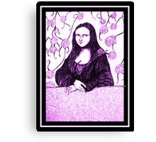 MoanALeesa ( Violetta Editon) Canvas Print