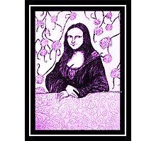 MoanALeesa ( Violetta Editon) Photographic Print