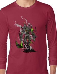 The Game of Kings, Wave Two: The Black King-Bishop's Pawn Long Sleeve T-Shirt