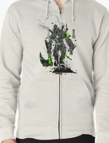 The Game of Kings, Wave Two: The Black King-Bishop's Pawn Zipped Hoodie