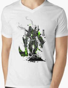 The Game of Kings, Wave Two: The Black King-Bishop's Pawn Mens V-Neck T-Shirt