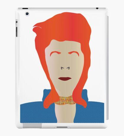David Stardust iPad Case/Skin