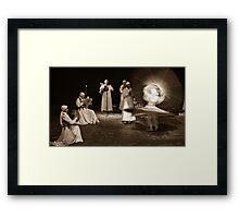 Dervish of Cairo Framed Print