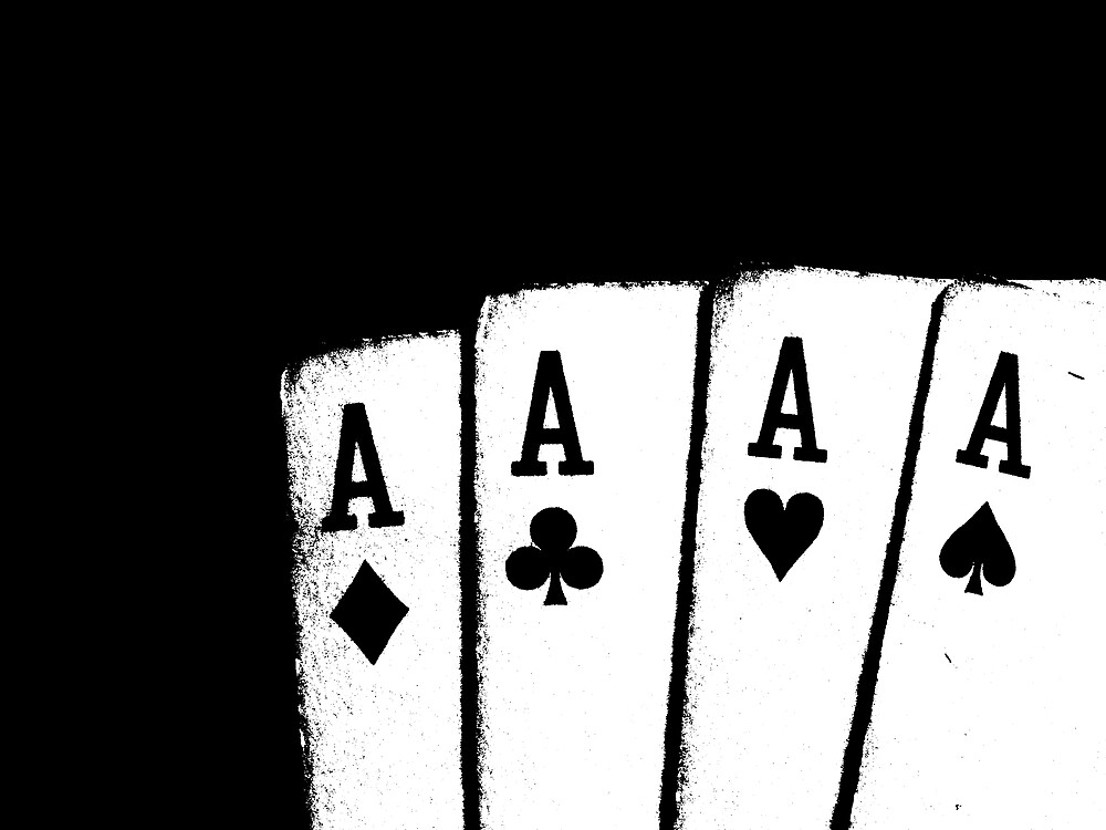 4 Aces by Eoin Atkins