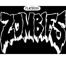 Flatbush Zombies Photographic Print