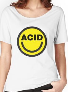 Acid House Women's Relaxed Fit T-Shirt