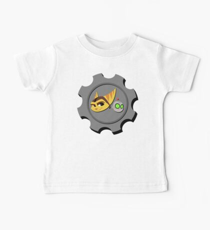 Ratchet and Clank - Gears of Frienship Baby Tee