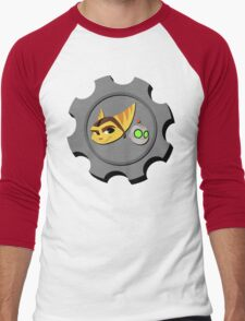 Ratchet and Clank - Gears of Frienship Men's Baseball ¾ T-Shirt
