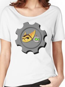 Ratchet and Clank - Gears of Frienship Women's Relaxed Fit T-Shirt