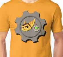 Ratchet and Clank - Gears of Frienship Unisex T-Shirt