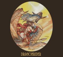 Dragonrider by Quinton Hoover