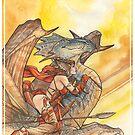 Dragonrider by Quinton Hoover