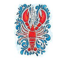 Red Lobster Photographic Print