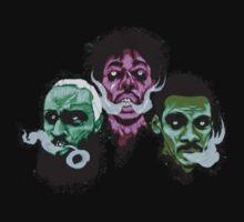 Flatbush Zombies by donash