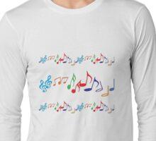 What's the Score T-Shirt Long Sleeve T-Shirt
