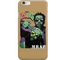Flatbush Zombies Mraz iPhone Case/Skin