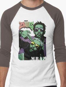Flatbush Zombies Mraz Men's Baseball ¾ T-Shirt