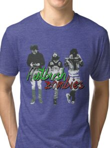 Flatbush Zombies Tri-blend T-Shirt