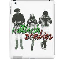 Flatbush Zombies iPad Case/Skin
