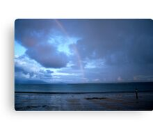 Irish Rainbow  Canvas Print