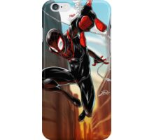 Miles Morales Ultimate Spiderman iPhone Case/Skin