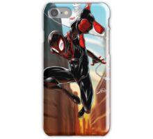 Miles Morales Ultimate Spiderman iPhone Case/Skin