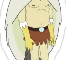 Rick and Morty: Bird Person Sticker