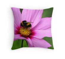 A Flower's Bounty Throw Pillow