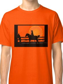 Cowgirl  -  Collaboration Brunet & Brunet Classic T-Shirt