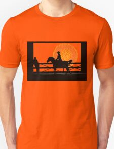 Cowgirl  -  Collaboration Brunet & Brunet Unisex T-Shirt