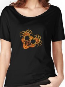 SMILE T-Shirt Women's Relaxed Fit T-Shirt