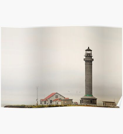 Point Arena Lighthouse, CA Poster