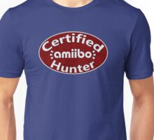 Certified Amiibo Hunter Unisex T-Shirt