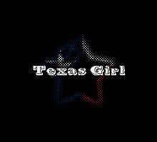 Texas Girl by Mike Rocha