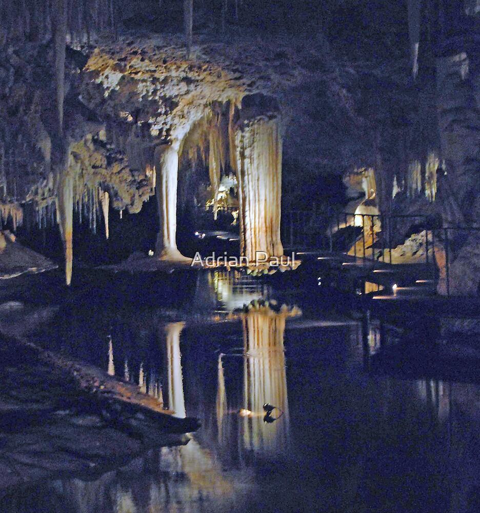 Lake Cave, Margaret River, Western Australia by Adrian Paul