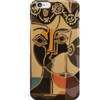 Picasso5 By Varvara iPhone Case/Skin