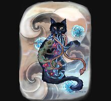 Black Cat Gecko T-Shirt