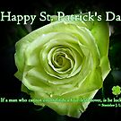 St. Patrick's Day Card by Greeting Cards by Tracy DeVore