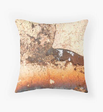 Horse Play Throw Pillow