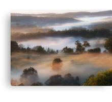 """'Dawns Touch"""" Canvas Print"""